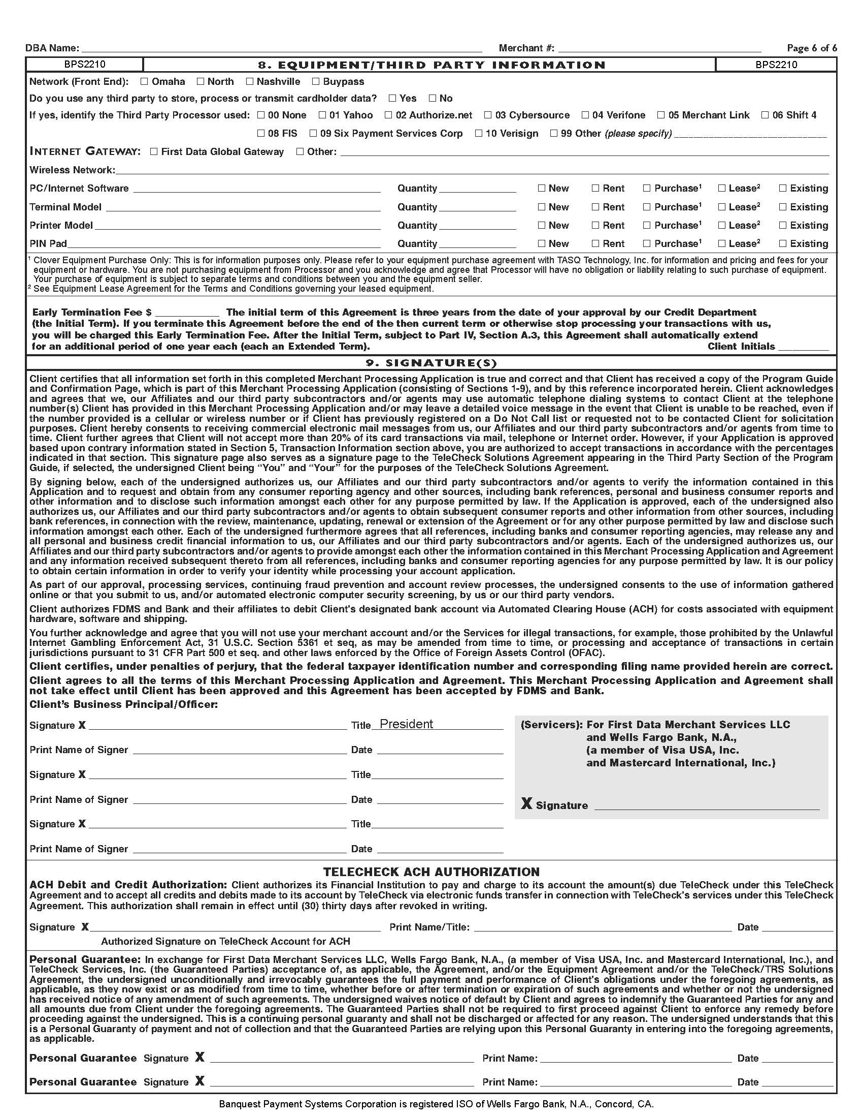 Merchant application form 3 signatures needed ccuart Image collections