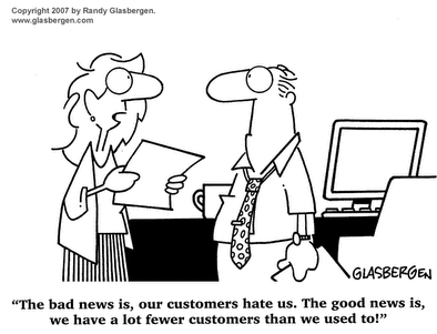 How Many Unhappy Customers Do You Have?